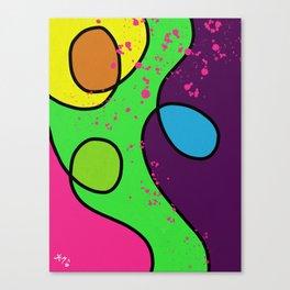 Summer Jazz Canvas Print