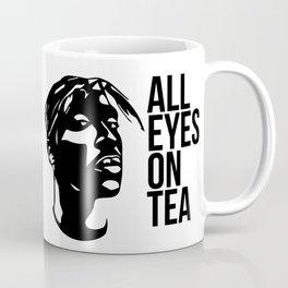 2Cup - All Eyez on Tea Coffee Mug