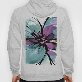 Ecstasy Bloom No.17o by Kathy Morton Stanion Hoody