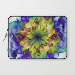 Fantasy Flower Laptop Sleeve