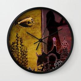 ATLANTIS DANCE Wall Clock