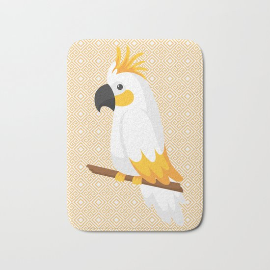 COCKATOO Bath Mat