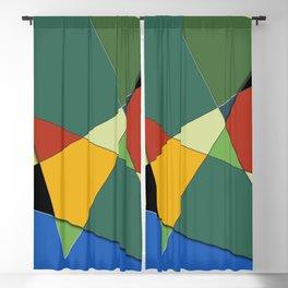 Vincent's Palette Blackout Curtain