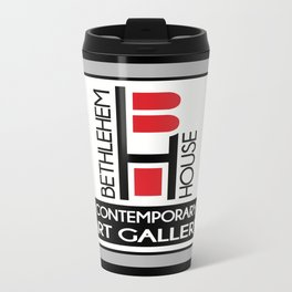 Bethlehem House Contemporary Art Gallery Metal Travel Mug