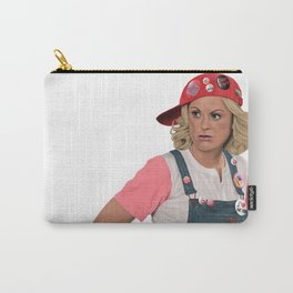 Leslie Knope - Roller Skate  Party Carry-All Pouch