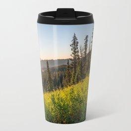 Fairy Lake Sunrise Travel Mug