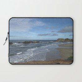 Oregon Beach Laptop Sleeve