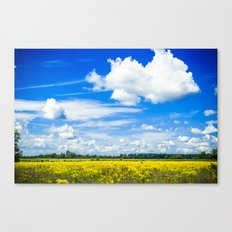 Michigan Bliss Canvas Print