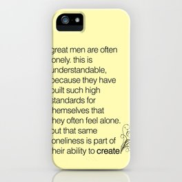 Ability to Create iPhone Case