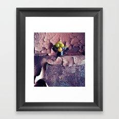 uva Framed Art Print