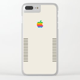 Apple Classic Edition Clear iPhone Case