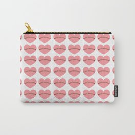Piel Morena Carry-All Pouch