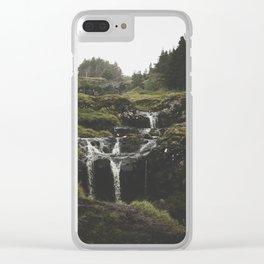 Fairy Pools, ii Clear iPhone Case