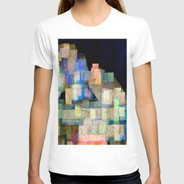 the roofs of the city T-shirt