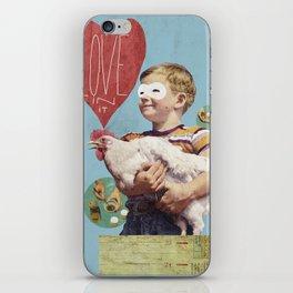 love in it iPhone Skin
