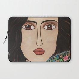 Spanish Woman Laptop Sleeve