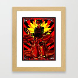 But We Can Own Guns Framed Art Print