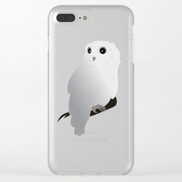 Hedwig | Fanart Clear iPhone Case