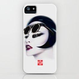 Retro Muse / 5 iPhone Case