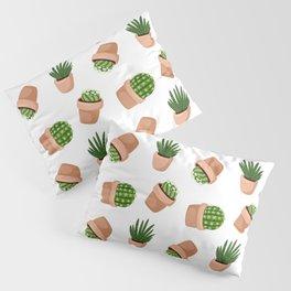 Cacti Pattern Pillow Sham