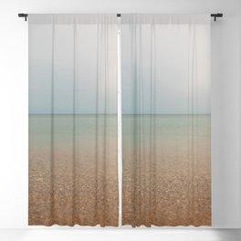 Lakeside Mornings Blackout Curtain