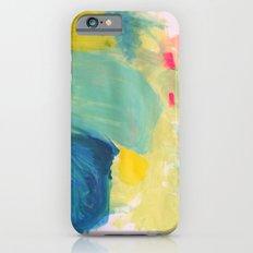 Life in Aqua iPhone 6s Slim Case
