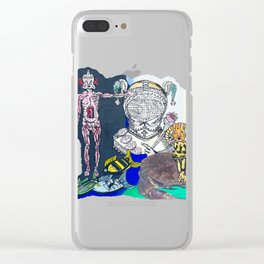 "Know thyself. ""Gnothi seauton"" of Socrates. Clear iPhone Case"