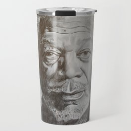 Morgan Freeman Travel Mug