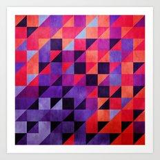 GEO3077 Art Print