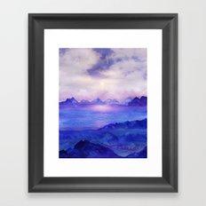 Wish You Were Here 04 Framed Art Print