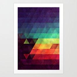 ryvyngg Art Print