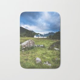 Cottage in Glencoe Bath Mat