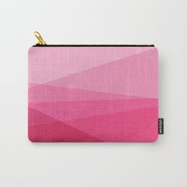 Stripe XI Cotton Candy Carry-All Pouch