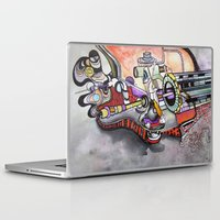 technology Laptop & iPad Skins featuring Technology System1 by infloence