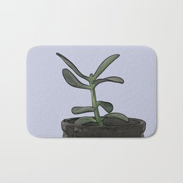 The Plant Bianca Watered Bath Mat