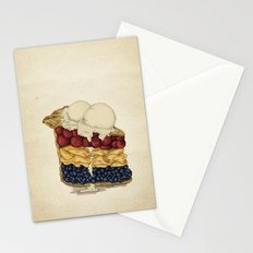 American Pie Stationery Cards