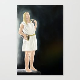 Heimdalls Wacht Canvas Print