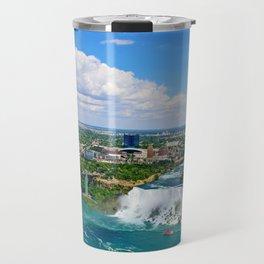Bird's View Travel Mug