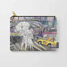 Kissing in New York City Carry-All Pouch