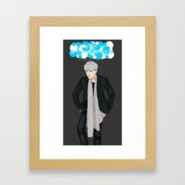 Zelo Angel Framed Art Print