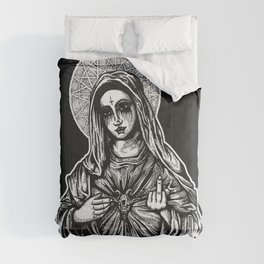 Mother Mary Comforters