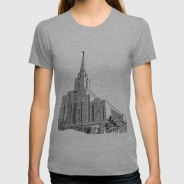Oquirrh Mountain LDS Temple T-shirt