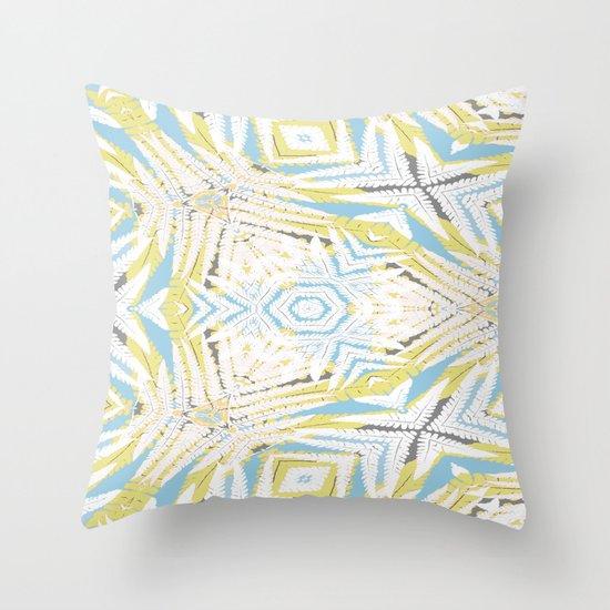 Planthouse 2 Lemon Throw Pillow