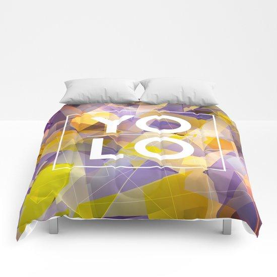 Dreams of YOLO Vol.1 Comforters