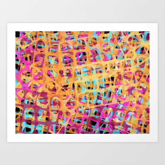 How About Now? Art Print