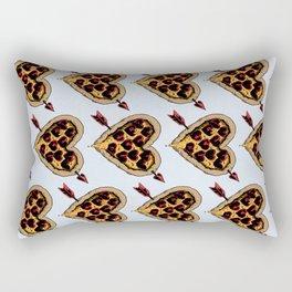 Pizza Love Rectangular Pillow
