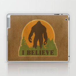 Bigfoot - I believe Laptop & iPad Skin