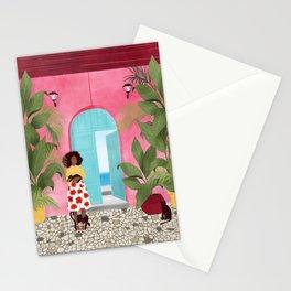 Cartagena life Stationery Cards