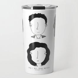 How I Met Your Mother Travel Mug
