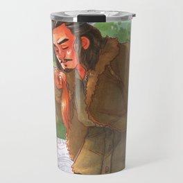 Courting a King [Barduil] Travel Mug